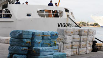 40 million in cocaine seized by coast guard