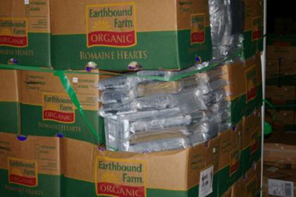 63 kilograms of cocaine found in tractor trailer