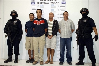 Leaders in the Tijuana Cartel arrested in Mexico