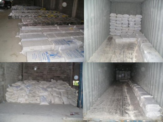 Mexican Military Officials seize 11,720 kilograms of cocaine
