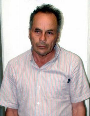 Pedro Diaz Parada captured after 15 years