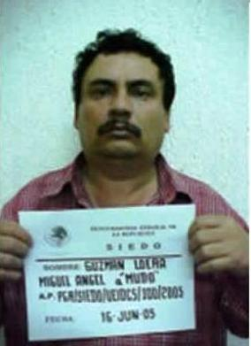 "Miguel Angel Guzman Loera aka ""El Mudo"" sentenced to 13 years in prison"