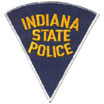 Indiana State Police Patch