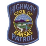 Kansas State Police Patch