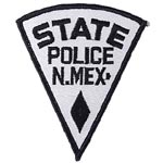 New Mexico State Police Patch