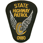 Ohio State Police Patch