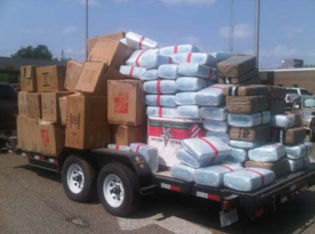 Texas Department of Safety Seizes Nearly 5 Tons of Marijuana