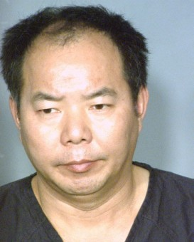 Baio Chang Zheng arrest photo