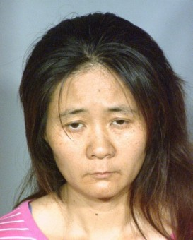 Chen Hue Qing mugshot photo