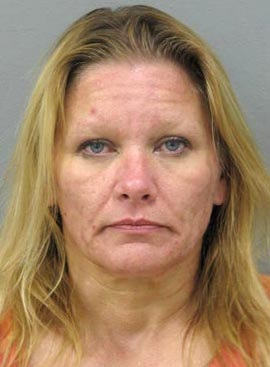 Woman arrested for cooking meth in Loves Park, Illinois