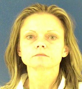 Angela Bond arrest photo