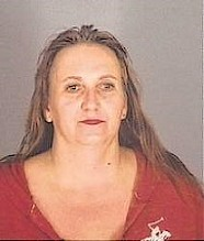 Simone Kearns from Phoenix, Arizona mugshot photo