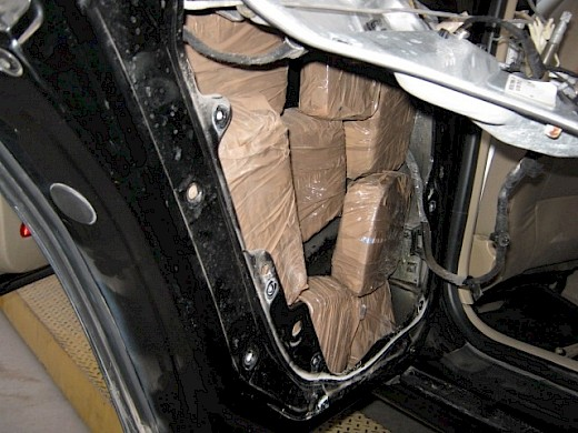 $230,000 Worth of Drugs Seized In Imperial Valley, CA