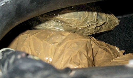 $626,000 Worth of Narcotics Seized in Nogales, AZ