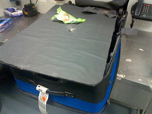 Cocaine Seized From Suitcase at JFK Airport