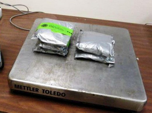Heroin Found in 2002 Chrysler Sebring's Battery